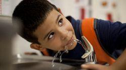 L'eau des écoles est-elle