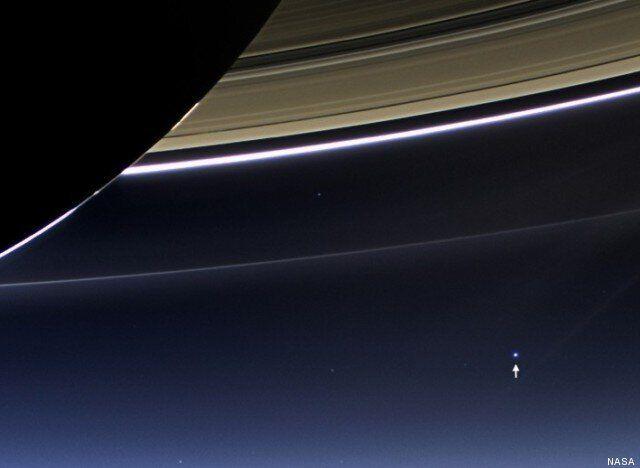 La NASA dévoile une photo extraordinaire de Saturne et ses