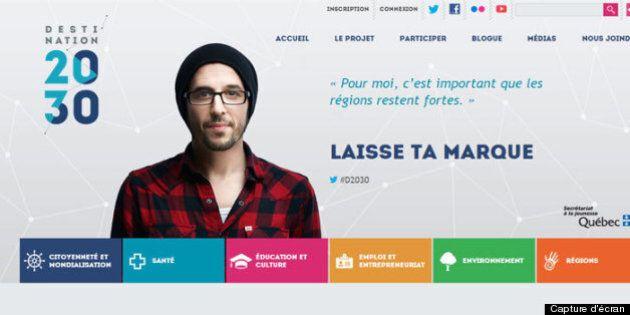 Léo Bureau-Blouin fait appel aux idées des