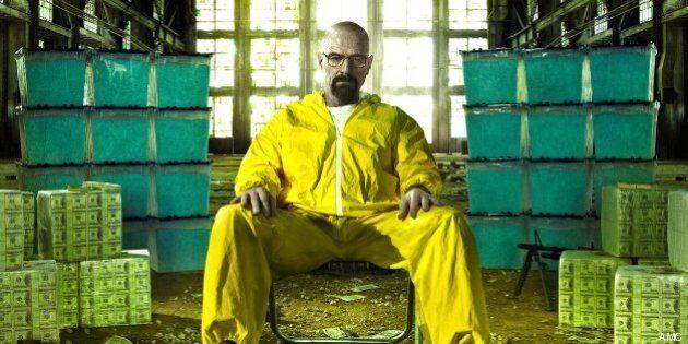 Breaking Bad : la série la plus appréciée des critiques va intégrer le Livre Guinness des