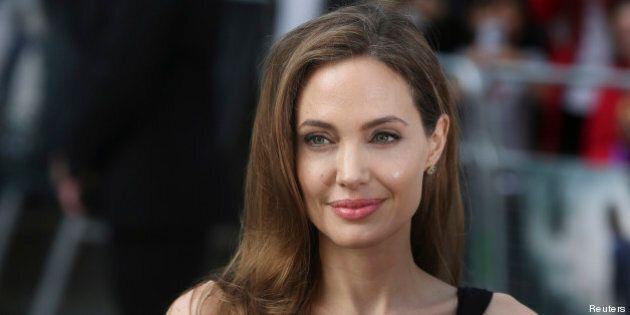 Actrices les mieux payées de Hollywood: Angelina Jolie en