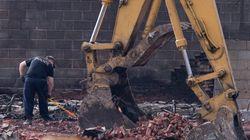 Lac-Mégantic : démolitions préventives pour faciliter les