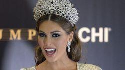 Miss Venezuela élue Miss Univers