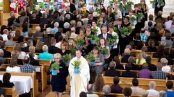 Lac-Mégantic: une messe en mémoire des victimes