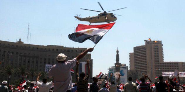 Plus de 70 morts au Caire, le pouvoir affiche sa fermeté malgré les
