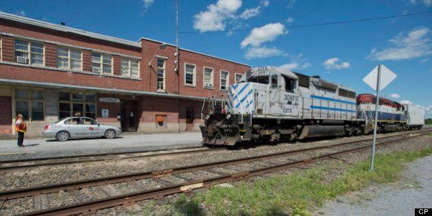 Les compagnies ferroviaires devront informer les villes à propos des matières dangereuses qu'elles