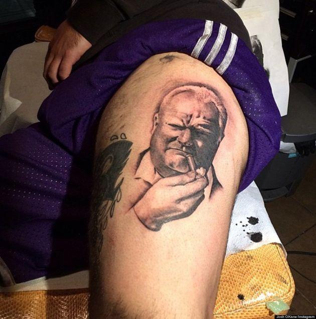 Rob Ford: un tatouage du maire de Toronto avec une pipe à crack