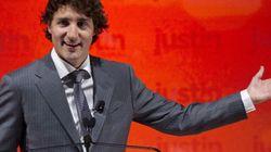 Sondage: le Parti libéral de Justin Trudeau compte sept points