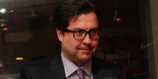 David Heurtel confirme sa candidature libérale dans