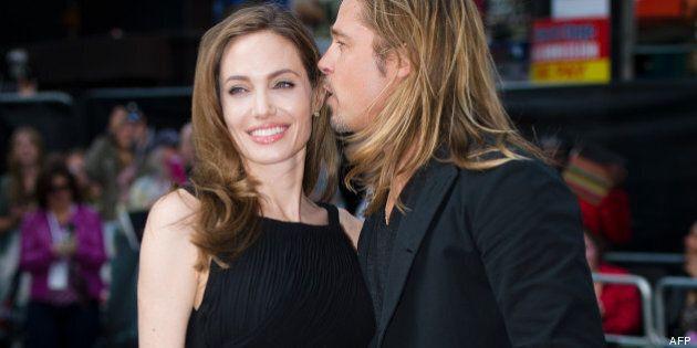 La première apparition publique d'Angelina Jolie depuis l'annonce de sa double