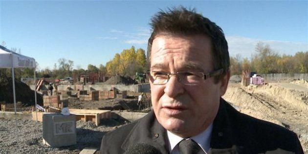 Jean-Marc Robitaille, le maire de Terrebonne, a séjourné sur le bateau