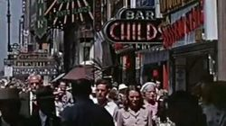 Découvrez le New York de 1939 en couleur grâce à une vidéo