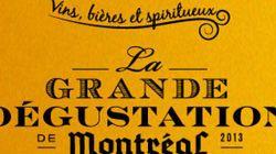 La Grande Dégustation de Montréal 2013: Guide de