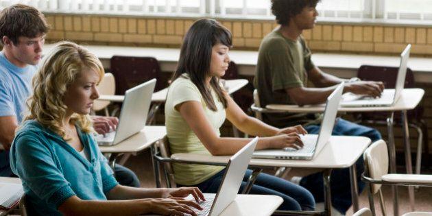 L'utilisation de l'ordinateur portable en classe affecte négativement les