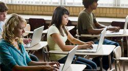 L'utilisation de l'ordinateur portable en classe: pour ou