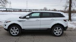 À l'essai cette semaine: Le Range Rover Evoque