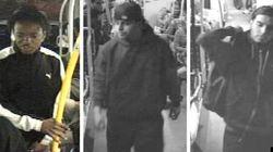 Le SPVM recherche trois voleurs de