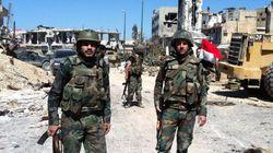 Syrie: Qousseir la rebelle