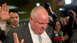 Toronto: manif contre le maire Rob