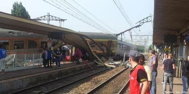 Au moins six morts après le déraillement d'un train en France (PHOTOS/EN