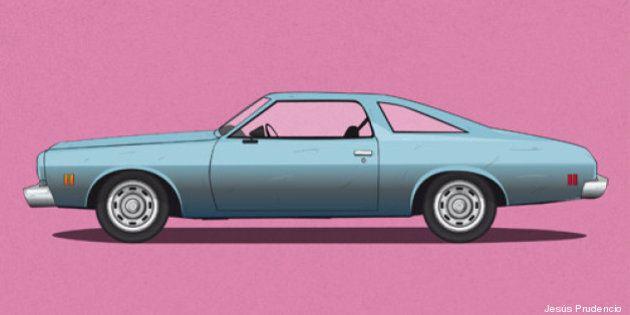 Cinéma: des affiches de films revisitées avec leurs véhicules par l'artiste espagnol Jesús