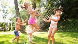 4 activités extérieures simples pour jeunes enfants débordant d'énergie