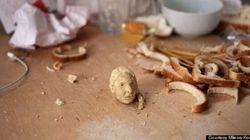 Jay-Z, Wharol et Lénine sculptés dans du pain de