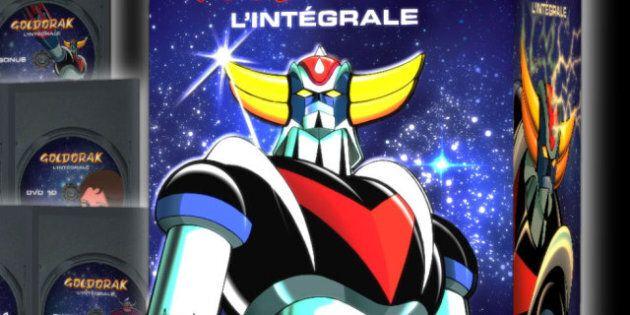 La série intégrale Goldorak sera diffusée à Télétoon