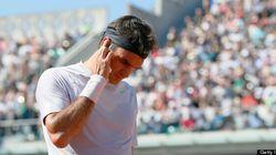 Roger Federer éliminé en quart de