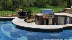 Les plus beaux bars de piscine du monde