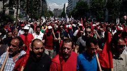 La Grèce est paralysée par la