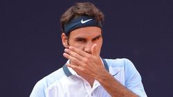 Federer s'incline