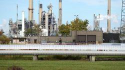 Le projet d'inversion du pipeline d'Enbridge présente un risque élevé de