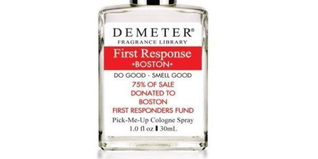 Un parfum à l'odeur de caoutchouc pour rendre hommage aux premiers secours de