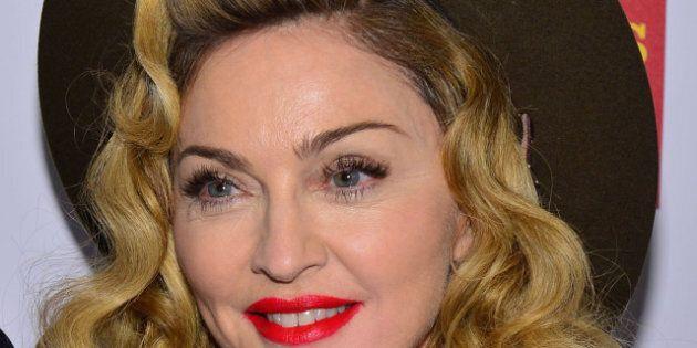 PHOTOS. Madonna entre dans le club très prisé des