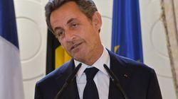 A Bruxelles, Sarkozy enchaîne les blagues