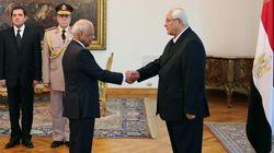 L'Egypte a un nouveau gouvernement sans islamiste, Ashton au