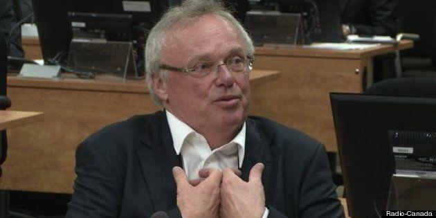 Commission Charbonneau: Trépanier grassement payé par Nepcon pour services non