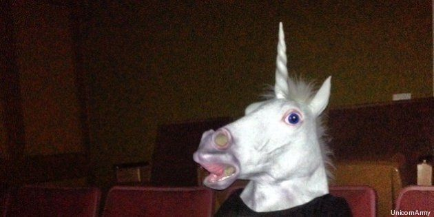 L'unicorning, nouvelle mode sur internet