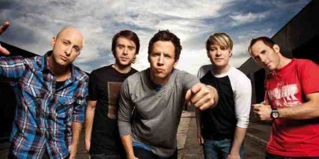 Simple Plan fait un don de 10 000 $ à