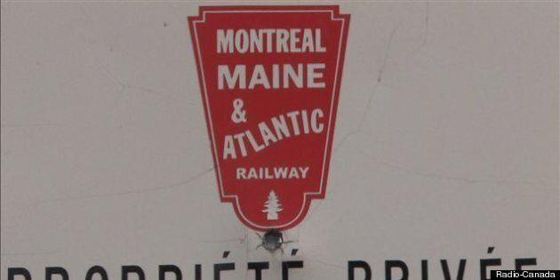 Lac-Mégantic: mises à pied possibles chez Montreal Maine and Atlantic