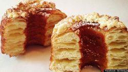Mi-croissant, mi-donut, voici le