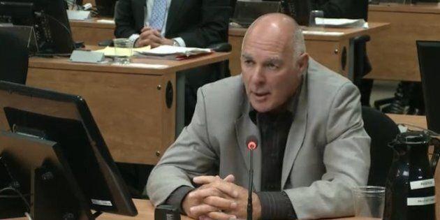 Commission Charbonneau: la réconciliation Dupuis-Accurso scellée par un