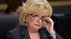 La sénatrice Wallin