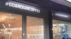 Le journal The Guardian ouvre un café à