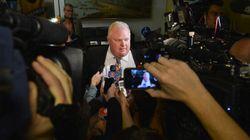 Consommation de crack: le maire de Toronto, Rob Ford, ne démissionne pas