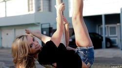 Le «pole dancing» comme vous ne l'avez jamais vu