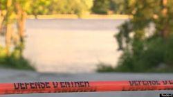 Une femme disparaît dans la rivière des