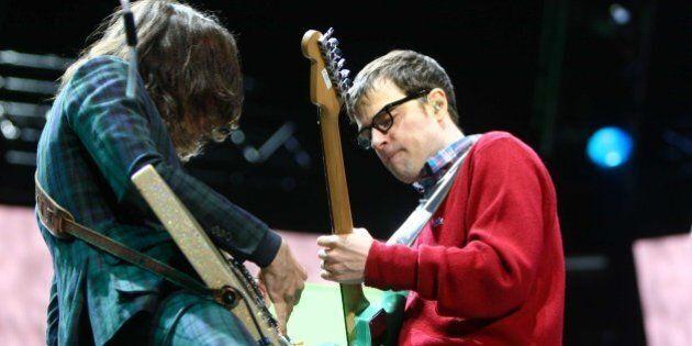 Festival d'été de Québec: Weezer, comme des retrouvailles entre amis