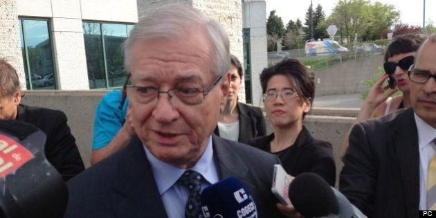 Laval: l'ex-maire Vaillancourt et 36 accusés reviennent au tribunal